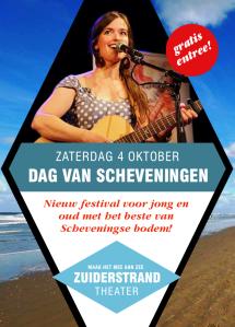 Zaterdag 4 oktober 2014 | Dag van Scheveningen | Zuiderstrandtheater